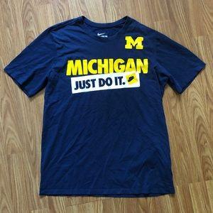 [Nike] Michigan Shirt